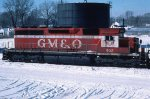 GM&O SD40